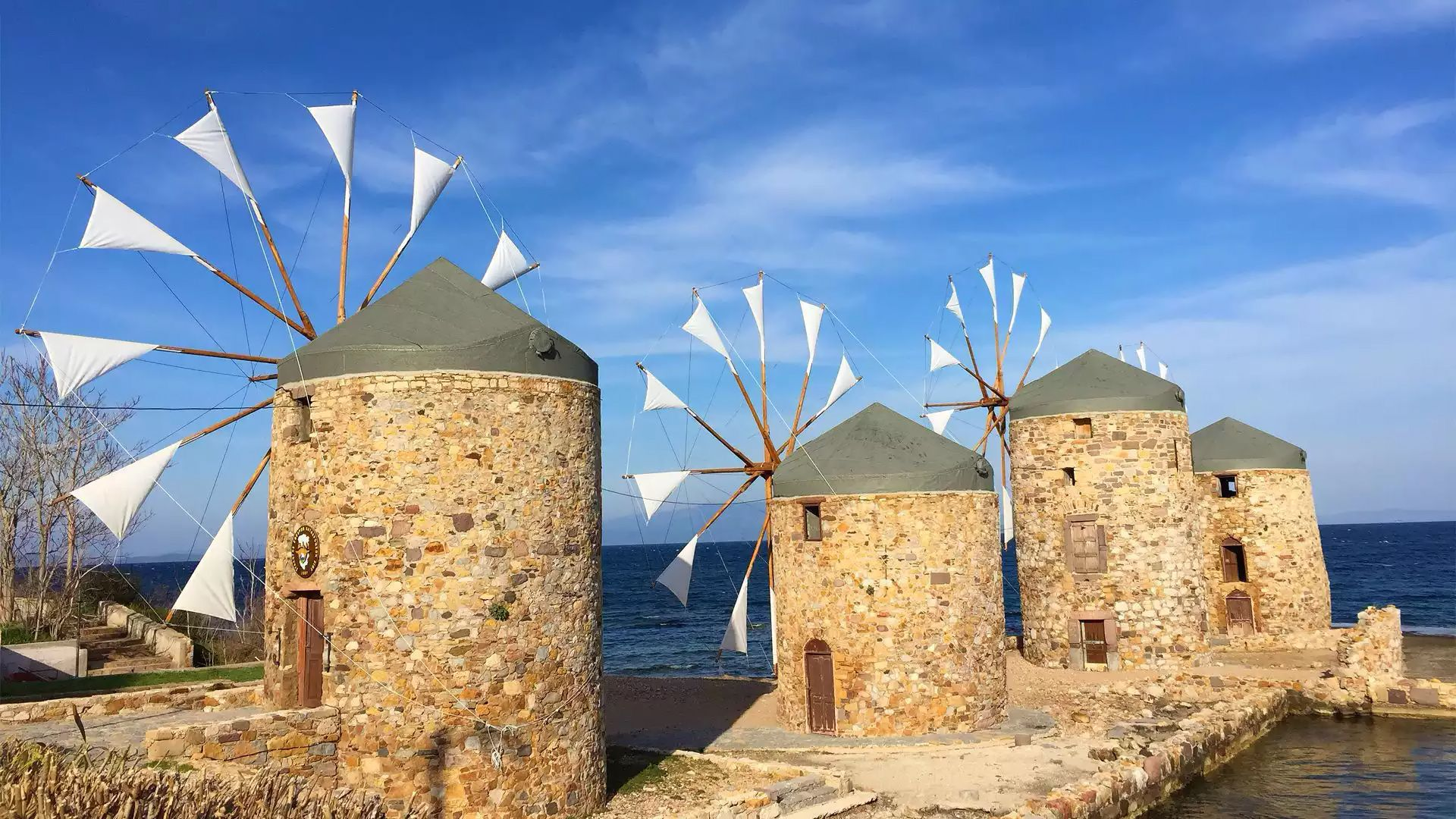 Get to know the different aspects of Chios